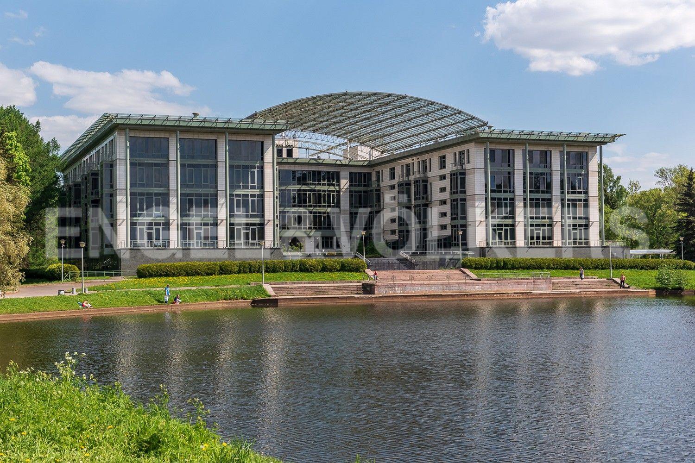 Элитные квартиры на . Санкт-Петербург, Южная дорога, д.5 . Фасад