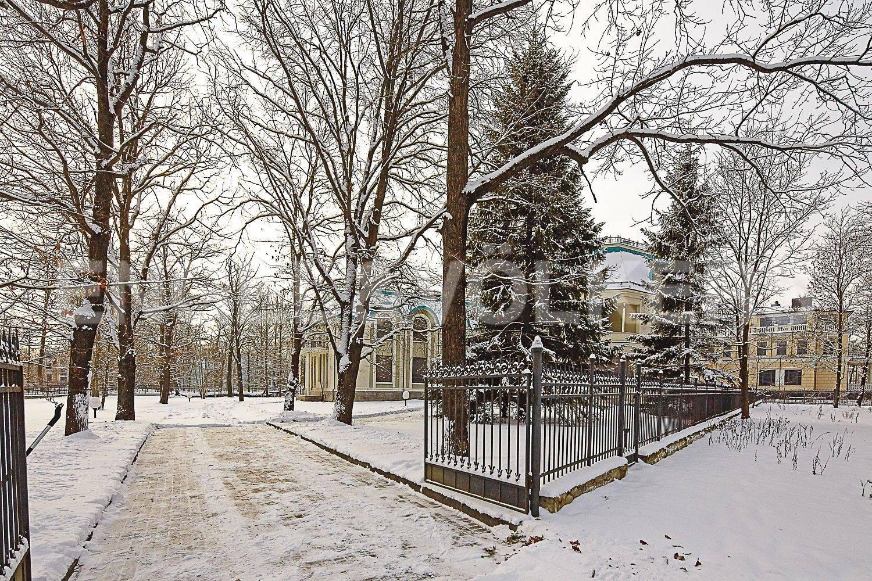 Элитные квартиры на . Санкт-Петербург, 1-я Березовая, 24. Въезд