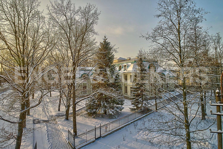 Элитные квартиры на . Санкт-Петербург, 1-я Березовая, 24. Территория вокруг