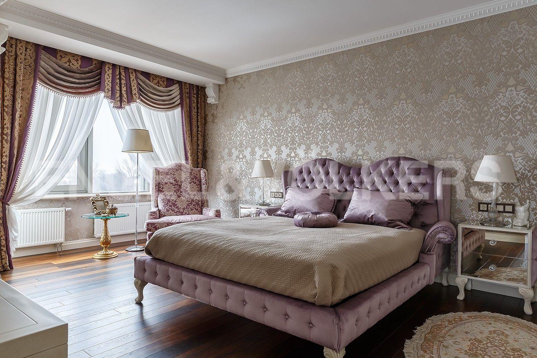 Элитные квартиры в Центральном районе. Санкт-Петербург, Парадная, 3. Мастер-спальня