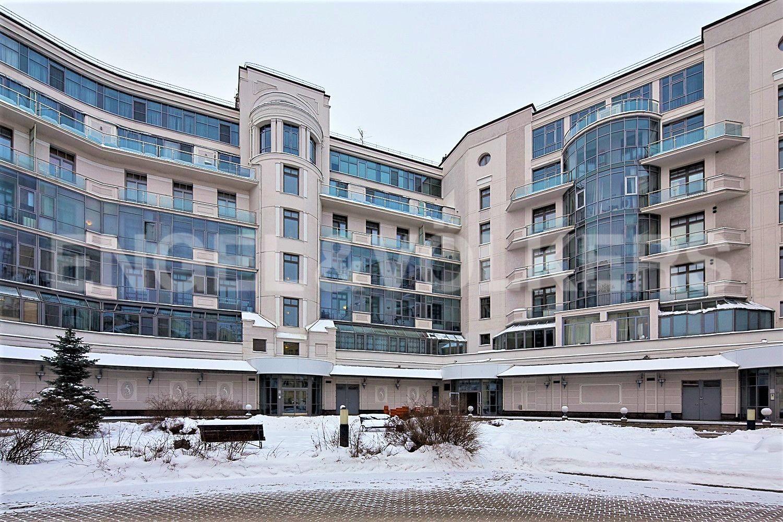 Элитные квартиры на . Санкт-Петербург, Динамовская, 2. Двор
