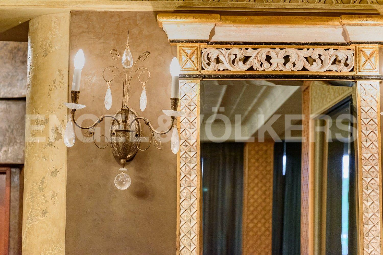 Элитные квартиры на . Санкт-Петербург, Южная дорога, д.5 . Элементы отделки