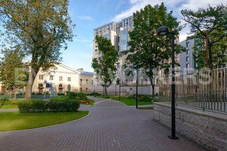 ЖК «Смольный Парк» – прямой вид из окон на Неву в современном комплексе