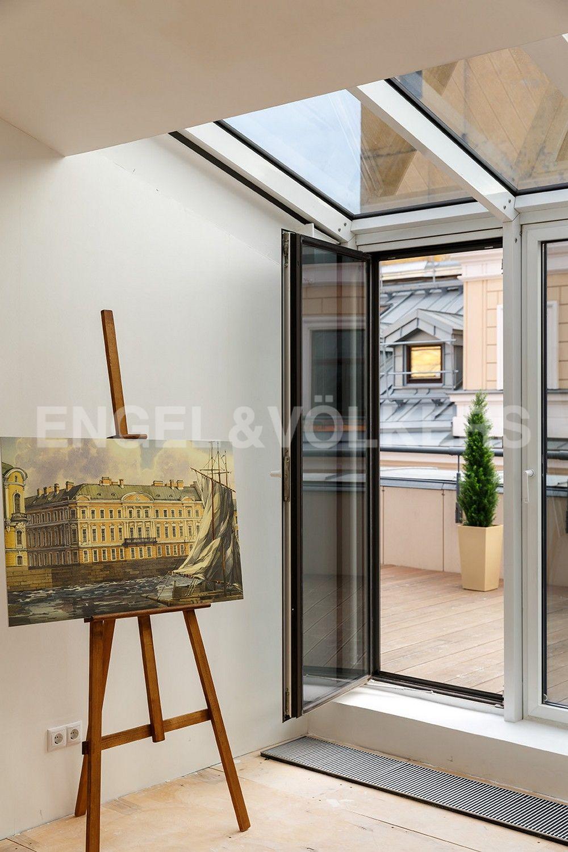 Элитные квартиры в Центральном районе. Санкт-Петербург, Кутузова, 24. Спальня