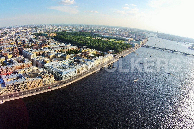 Элитные квартиры в Центральном районе. Санкт-Петербург, Кутузова, 24. DCIM100MEDIA