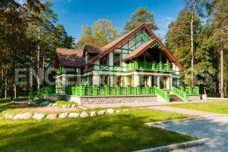 «Русская паппила» — вилла с историей на первой линии Финского з-ва в Зеленогорске