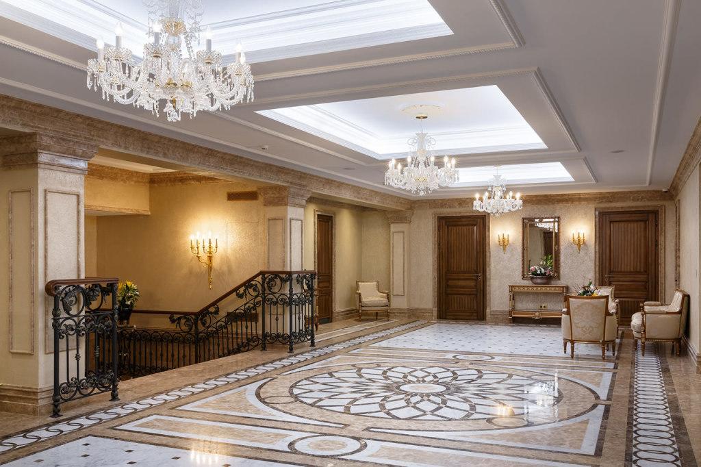 «Резиденция на Каменном» – комплекс особняков класса De luxe на Каменном о-ве