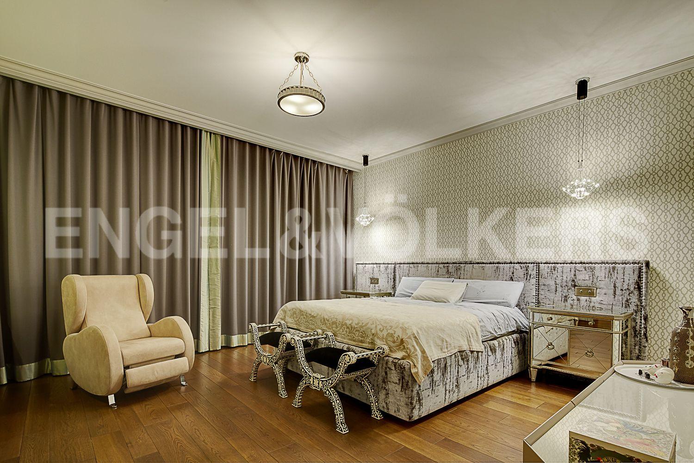 Элитные квартиры в Центральном районе. Санкт-Петербург, Кирочная, 64. Основная спальня