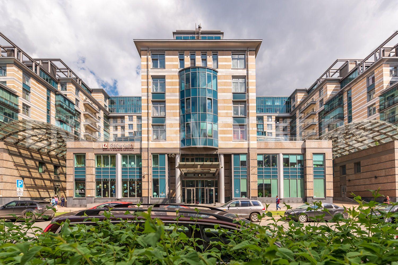 Элитные квартиры в Центральном районе. Санкт-Петербург, Кирочная, 64. Комплекс Резиденция на Суворовском