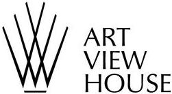 Logo Art View House – клубный дом с видом на панораму р. Мойки и о. Н. Голландия