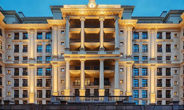 Hovard Palace – клубный дом в «золотом треугольнике» Петербурга