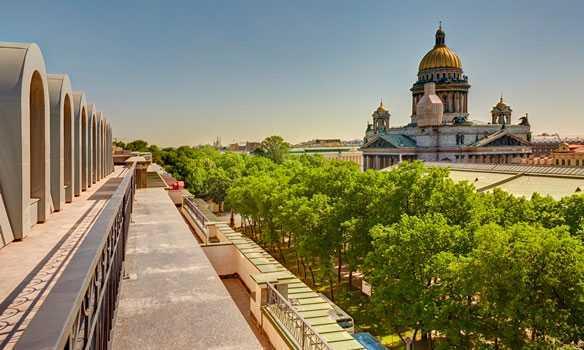 «Монферран» – апартаменты в самом сердце культурной и деловой жизни Петербурга