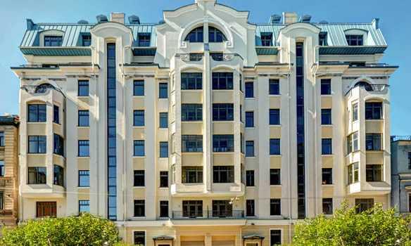 «4-я Советская, 9» – дом премиум-класса в центре исторического Петербурга