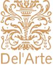Logo Del'Arte – элегантный клубный дом на Каменном о-ве