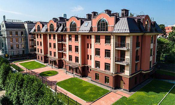 Rich'Art Club III - семейные квартиры в клубном доме на Дибуновской