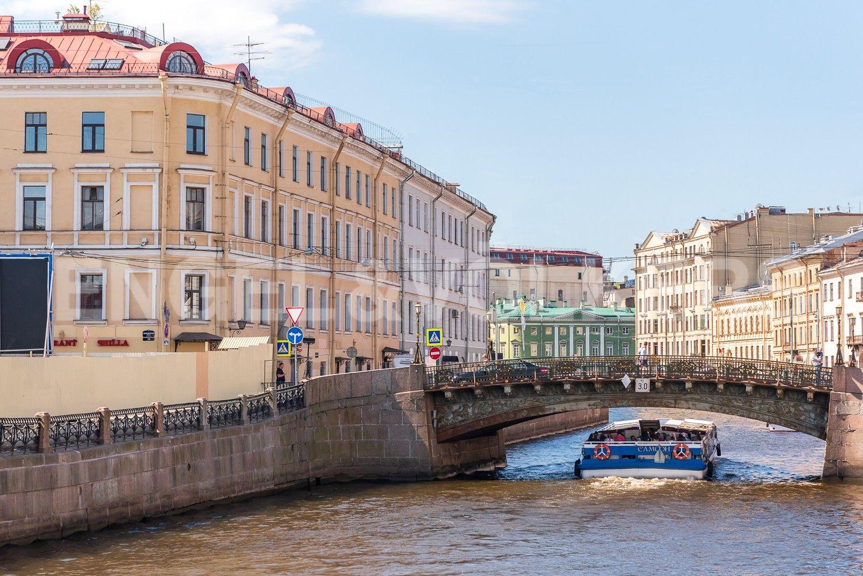 Элитные квартиры в Центральном районе. Санкт-Петербург, Наб. реки Мойки, 6.