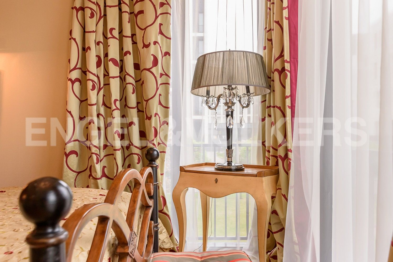 Элитные квартиры на . Санкт-Петербург, Наб. Мартынова, 62. Предметы интерьера