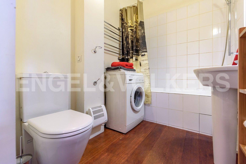 Элитные квартиры в Центральном районе. Санкт-Петербург, Наб. реки Мойки, 6. Ванная комната