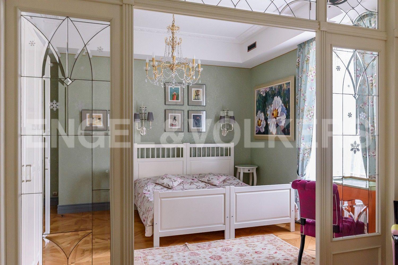 Элитные квартиры на . Санкт-Петербург, Наб. Мартынова, 62. Детская спальня