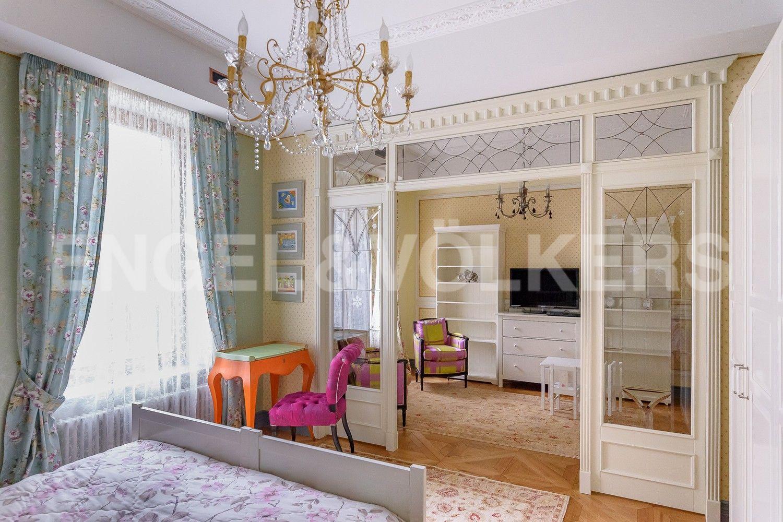 Элитные квартиры на . Санкт-Петербург, Наб. Мартынова, 62. Детская