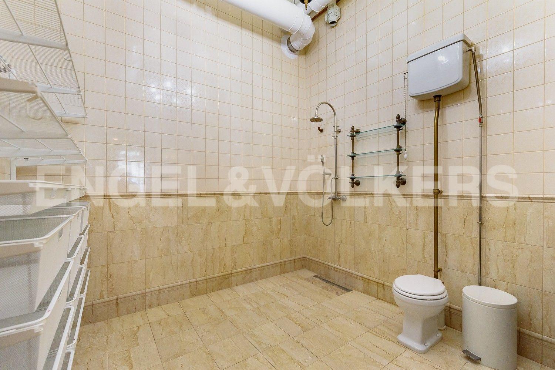Элитные квартиры в Центральном районе. Санкт-Петербург, Виленский, 15. Ванная комната