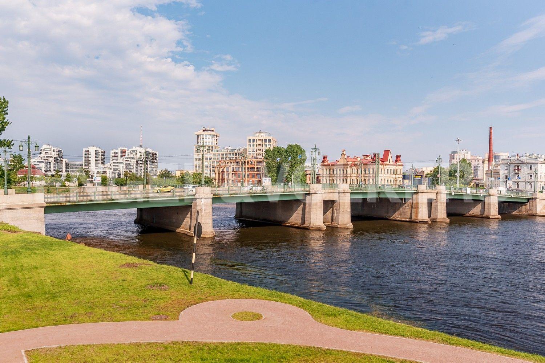 Элитные квартиры на . Санкт-Петербург, ул. Вязовая, 8. Малая Невка
