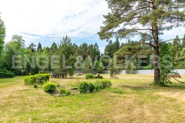 П. Солнечное — земельный участок рядом с финским заливом