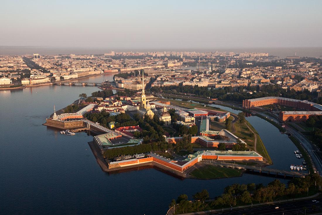 Современная Петроградка