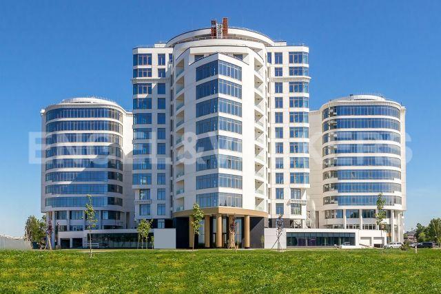 ЖК «Леонтьевский мыс» - функциональная квартира для большой семьи