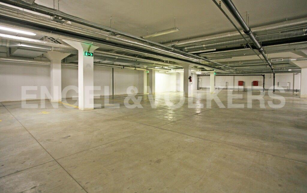 Элитные квартиры в Центральном районе. Санкт-Петербург, Тверская, 1А. Подземный паркинг