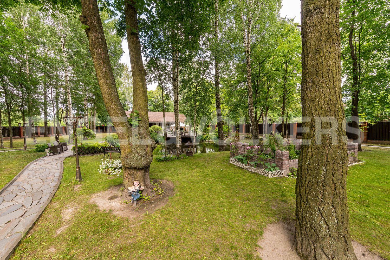 Элитные квартиры в Курортном районе. Санкт-Петербург, п. Ольгино. Виды участка