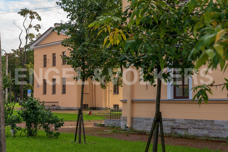 Элитные квартиры в Выборгском районе. Санкт-Петербург, Энгельса, 1.