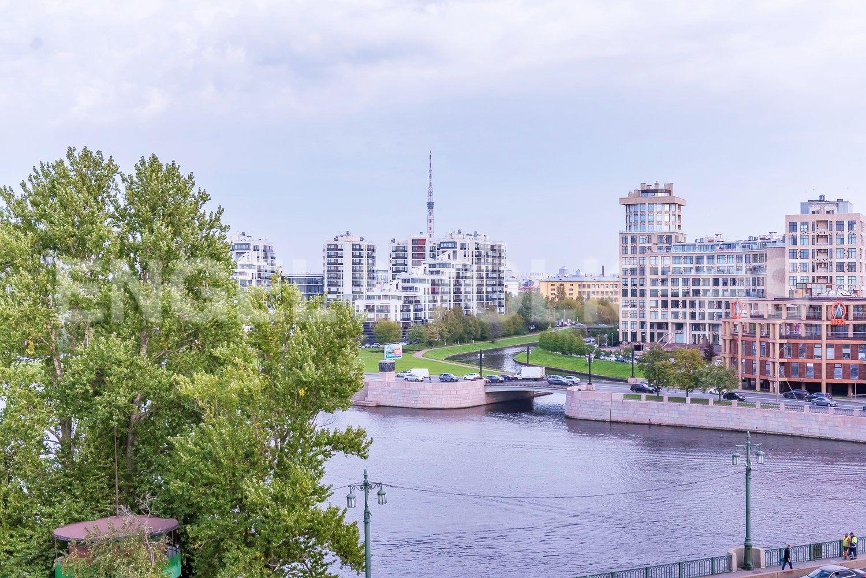 Элитные квартиры на . Санкт-Петербург, ул. Вязовая, 8. Вид