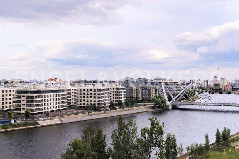 Перспектива Лазаревского моста