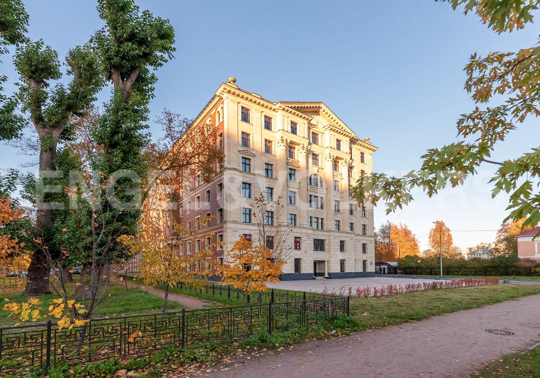 Элитные квартиры на . Санкт-Петербург, Морской пр, 29.