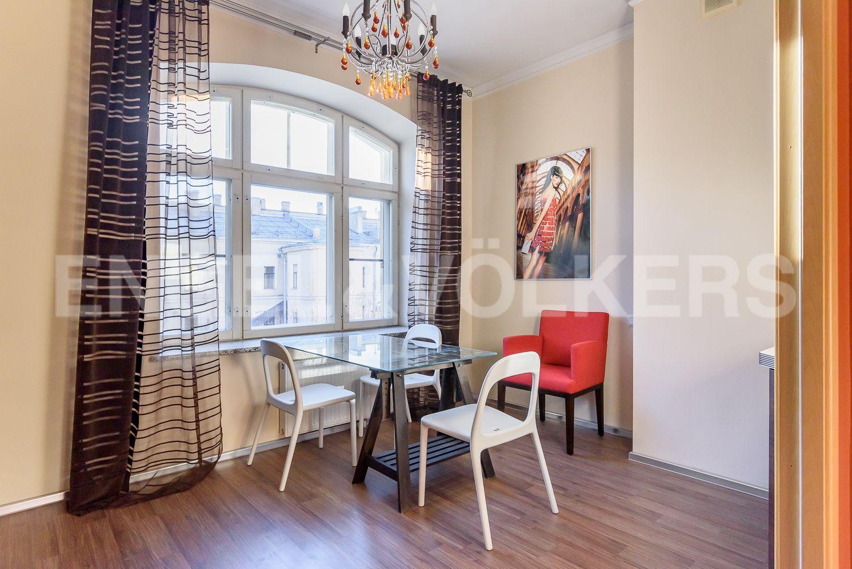 Элитные квартиры в Центральном районе. Санкт-Петербург, Шпалерная, 52А. Кухня