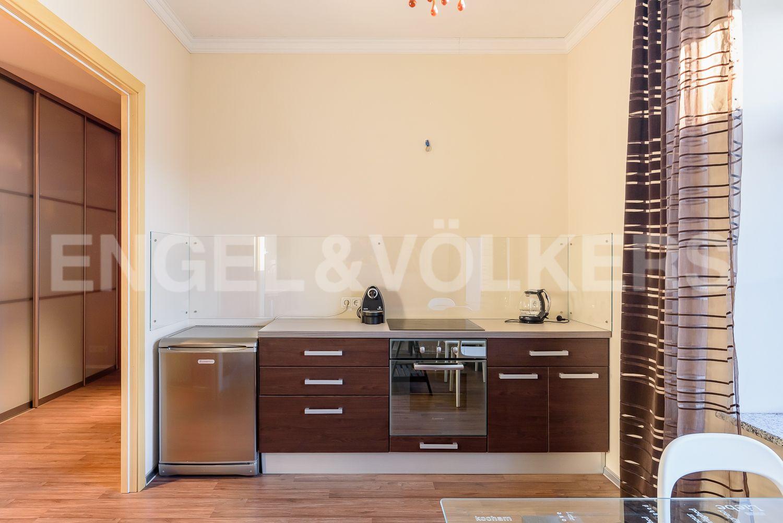 Элитные квартиры в Центральном районе. Санкт-Петербург, Шпалерная, 52А. Рабочая зона кухни