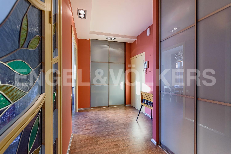 Элитные квартиры в Центральном районе. Санкт-Петербург, Шпалерная, 52А. Холл- прихожая
