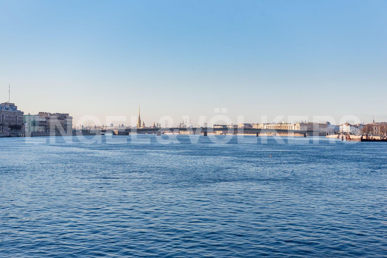 Элитные квартиры в Центральном районе. Санкт-Петербург, Шпалерная, 52А. Литейный мост