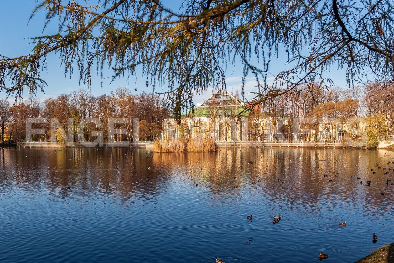 Элитные квартиры в Центральном районе. Санкт-Петербург, Шпалерная, 52А. Таврический дворец