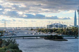 ЖК «Леонтьевский Мыс» — вид на Финский залив и роскошная планировка