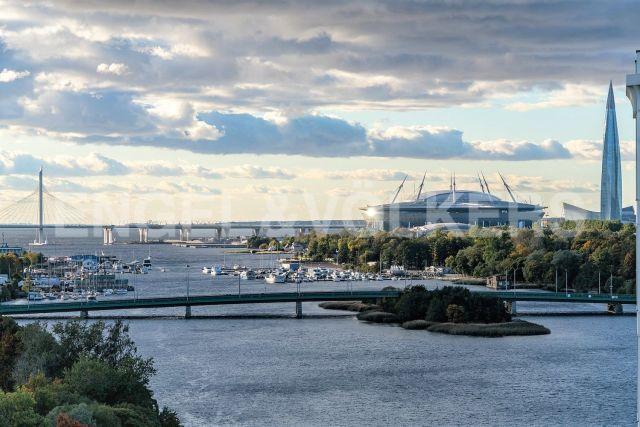 ЖК «Леонтьевский Мыс» - вид на Финский залив и роскошная планировка