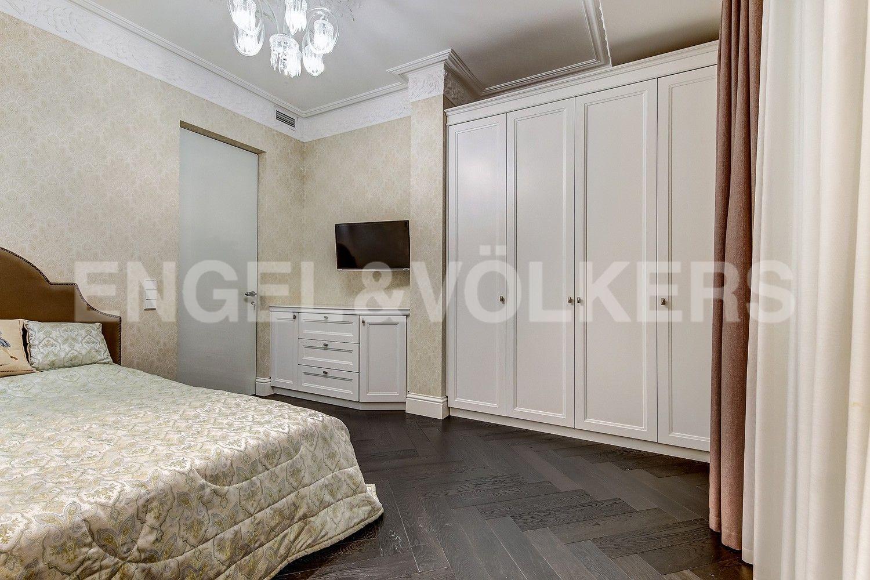 Элитные квартиры в Центральном районе. Санкт-Петербург, Кирочная ул., д.64. Вторая детская спальня