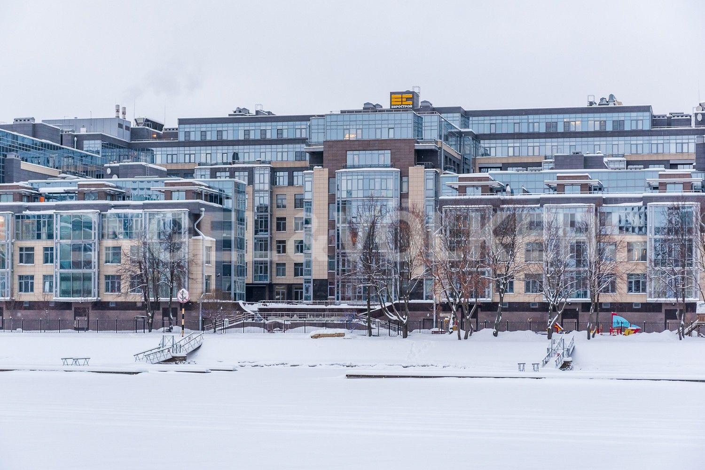 Элитные квартиры на . Санкт-Петербург, ул. Вязовая, 10. Фасад комплекса