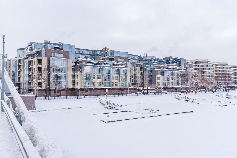 Элитные квартиры на . Санкт-Петербург, ул. Вязовая, 10. Местоположение комплекса