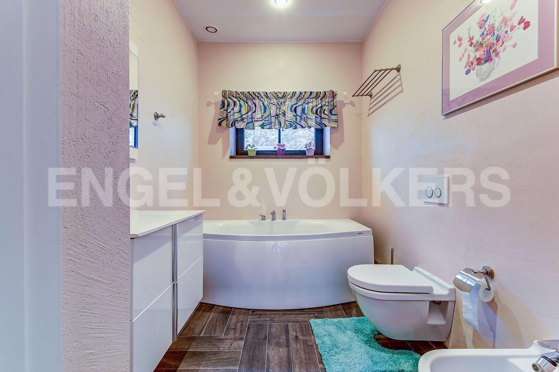 Ванная комната на 2-м этаже