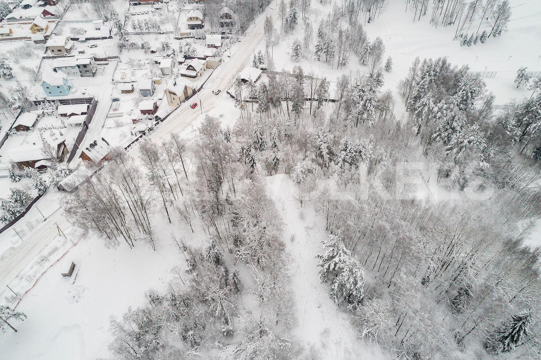Элитные квартиры в Всеволожском районе. Ленинградская область, п. Юкки.
