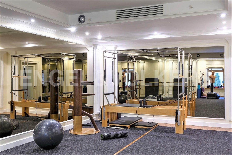Зал индивидуальных тренировок