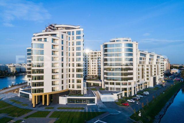 Ждановская, 45 — видовая квартира для молодой семьи