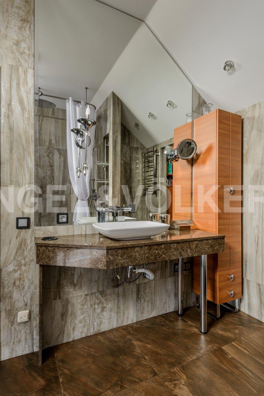 Элитные квартиры в Центральном районе. Санкт-Петербург, Виленский пер., д.15. Ванная комната
